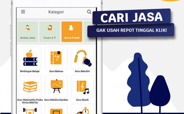 JASABOX, Cari Jasa Gak Usah Repot Tinggal Klik!