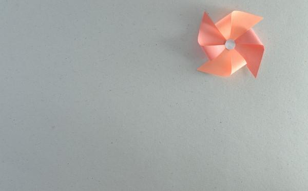 Cara Mudah Membuat Hiasan Dinding Dari Bahan Kertas