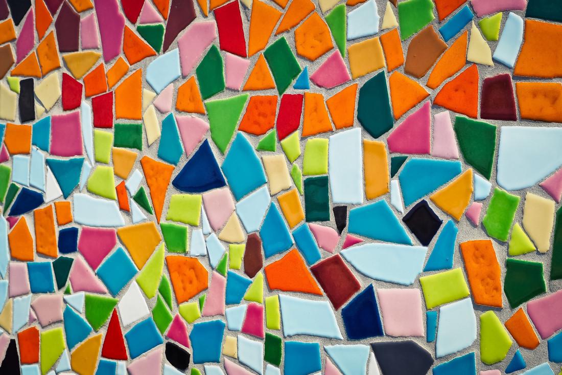 Seni Membuat Mozaik Yang Indah!