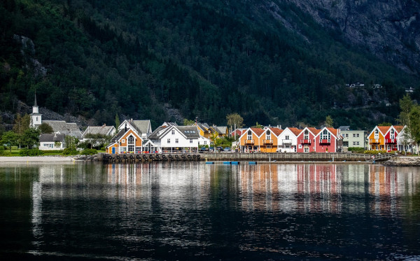 Norwegia, Wisata Indah Di Skandinavia