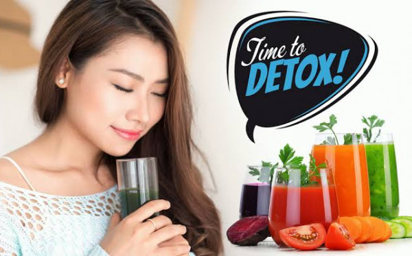Mengenal Detoksifikasi dan Manfaat untuk Tubuh