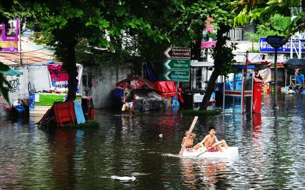 Waspadai Penyakit yang Sering Melanda Ketika Banjir