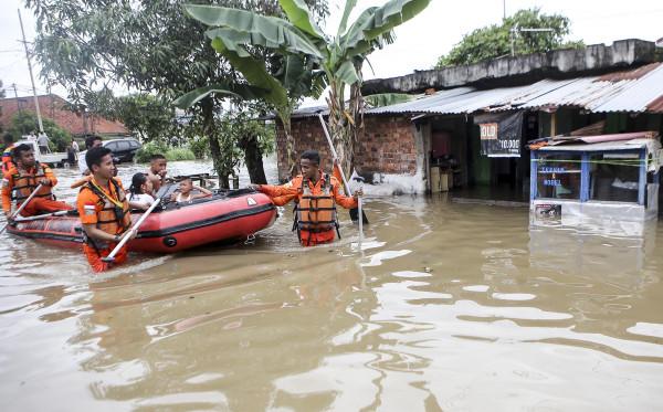 Penyakit Yang Sering Melanda Ketika Banjir