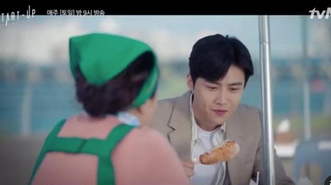 Tips Membuat Corn Dog Ala Nenek Seo Dal-Mi Start Up