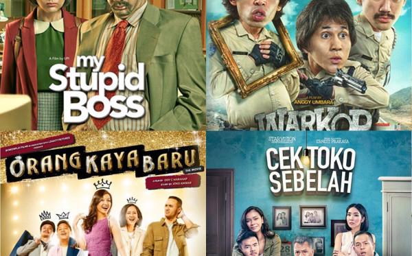 7 Film Komedi Indonesia Yang Ternyata Punya Makna Mendalam