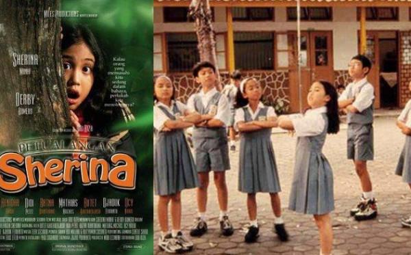 Playlist Nostalgia 20 Tahun Film Petualangan Sherina