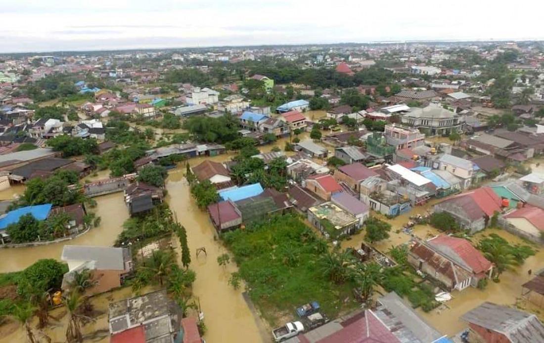 Dalam Bayang-bayang Banjir Musiman