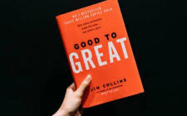 Bagus Menuju Hebat : Penelitian Transformasi Perusahaan