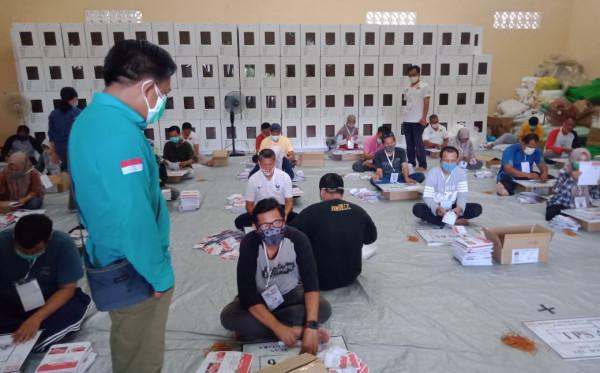 125.916 Surat Suara Pilkada Bontang Disortir dan Dilipat