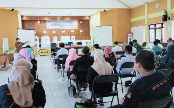 Pleno Rekapitulasi Suara Bontang Selatan Ditarget Rampung 2 Hari