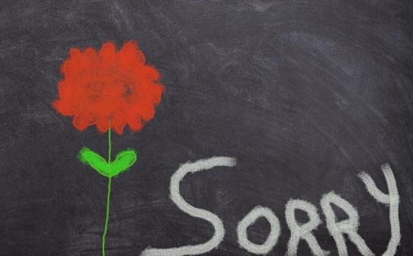 Cara Mengucapkan Maaf