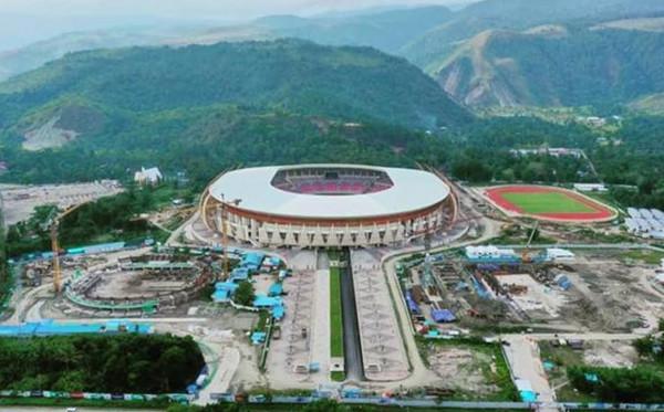 Persiapan PON Papua Sudah Sampai 90%