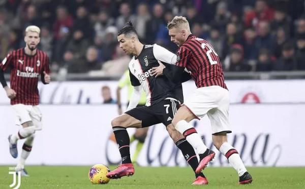 Tanpa Aksi Ronaldo Juventus Menang Lawan Milan