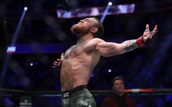 McGregor Janji Menang KO 60 Detik di UFC 257