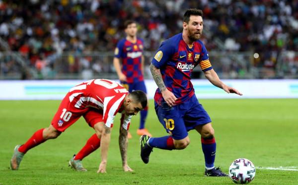 Tinggalkan Barcelona, Messi Dapat Bayaran Rp668 M hingga 2025