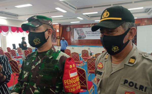 Hadiri Pelantikan FJB, Ini Harapan TNI Polri