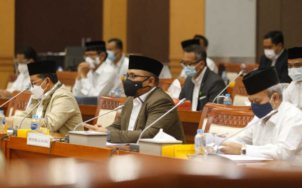 Kloter Pertama Haji Dijadwalkan Berangkat 15 Juni 2021