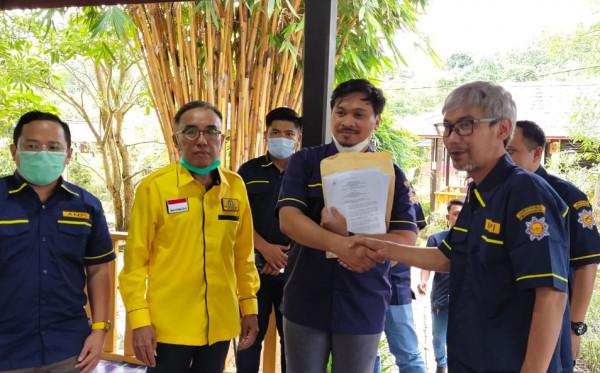 Fakhri Terpilih Menjadi Ketua AMPI Bontang