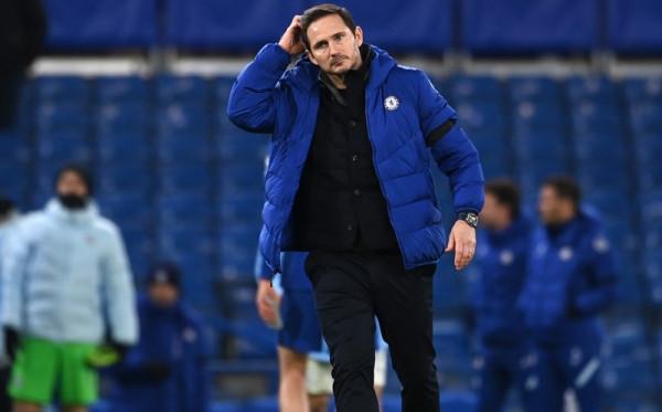 Frank Lampard Resmi Dipecat Chelsea