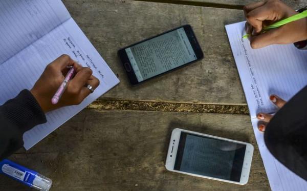 Solar Cell Rusak 3 Minggu, Pelajar di Selangan Terhambat Belajar Online