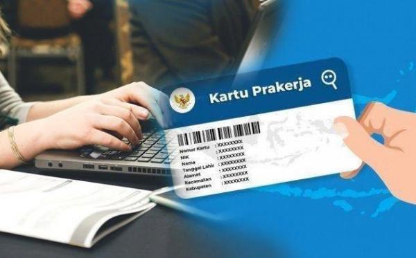 Pembukaan Kartu Prakerja Gelombang 12 Tunggu Restu KCK