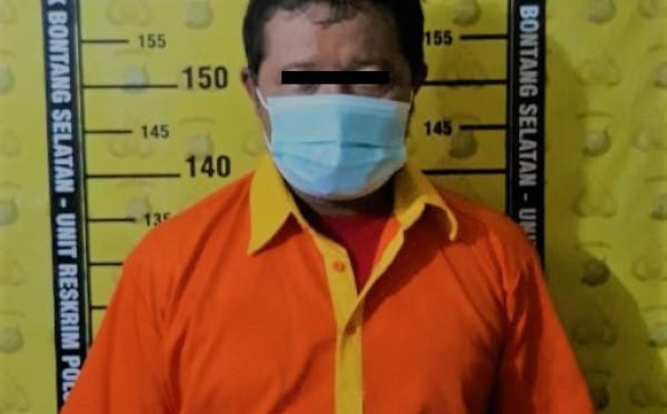 Ketahuan Sembunyikan Sabu, Warga Bontang Selatan Diciduk Polisi