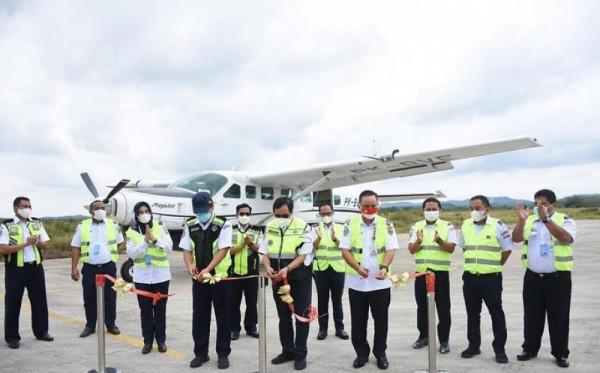 Penerbangan Perintis Bersubsidi Benua Etam Akhirnya Disetujui