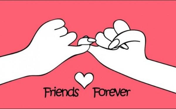 Mawar Putih Persahabatan