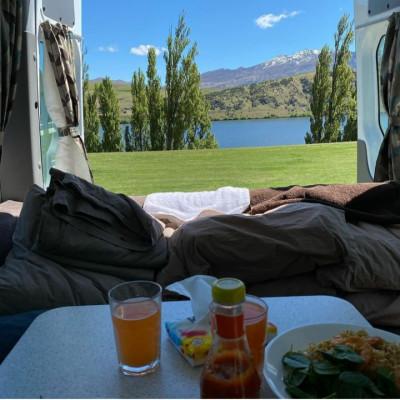Cara Terbaik Menikmati New Zealad : Road Trip dengan Campervan