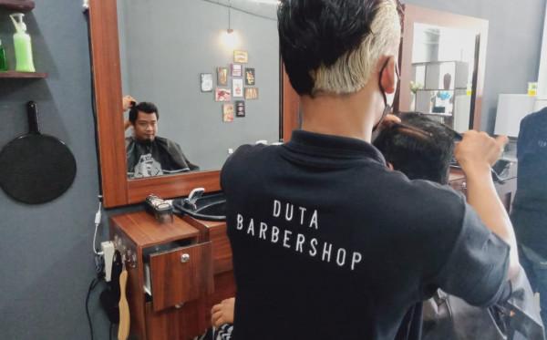 Grand Opening Duta Barbershop; Siap Maksimalkan Penampilan Pria Bontang