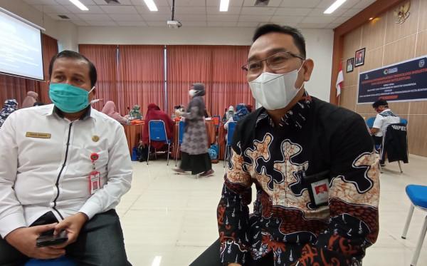 Terima Kunjungan Baristand Samarinda, Diskop UKMP Bontang Harap Bisa Tingkatkan Kualitas Pelaku IKM