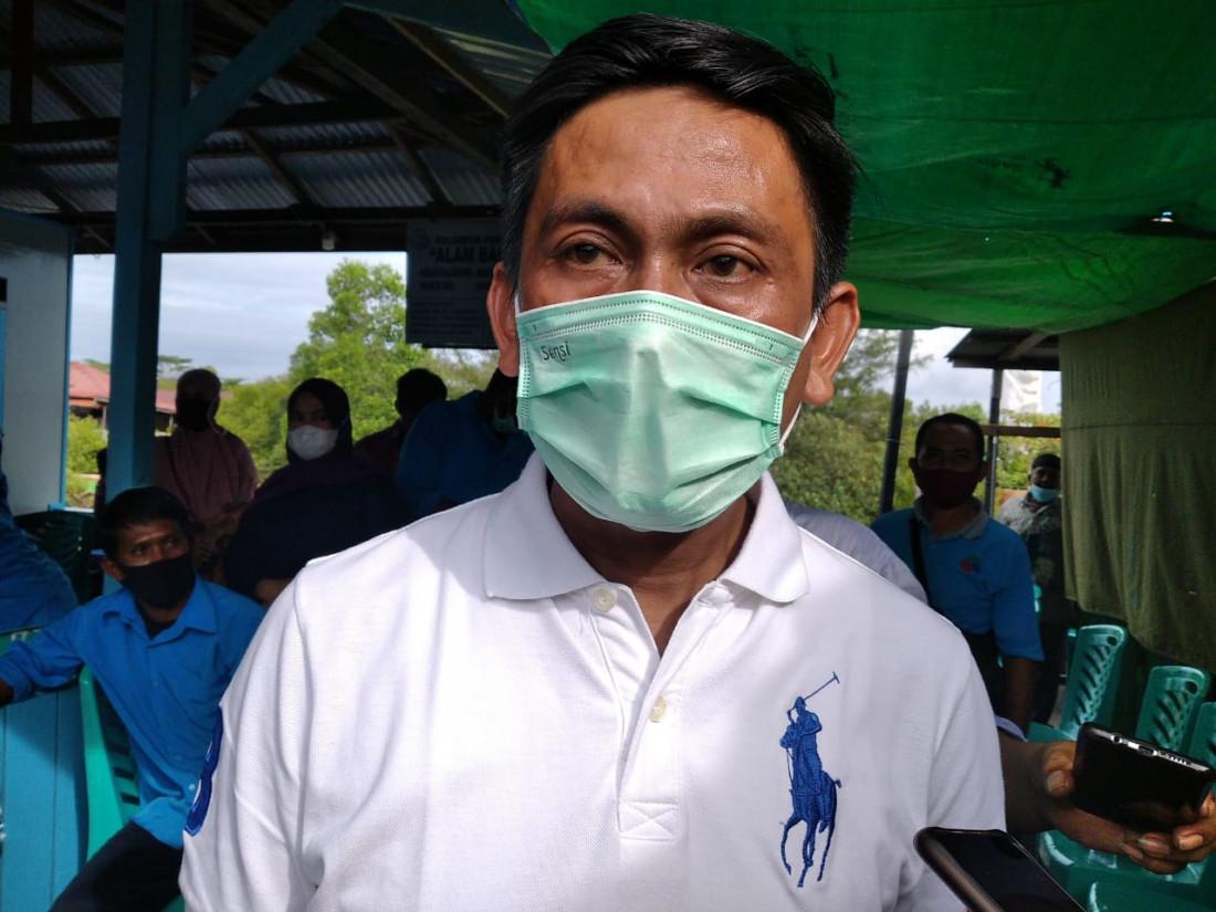 Masyarakat Nelayan Tanjung Laut Indah Minta Bantuan Alat Tangkap