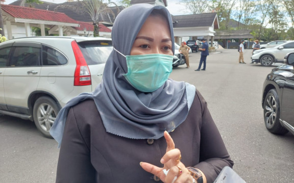 Gelar Reses, Siti Yara Terima Aspirasi Pebasket Muda Bontang