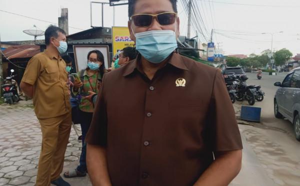 Warga Bontang Kuala Minta Penerangan Jalan dan Revitalisasi Parit