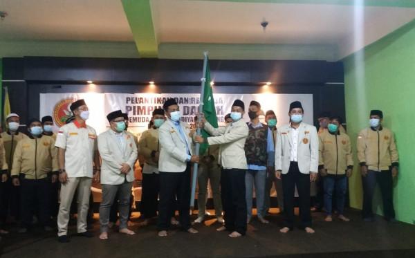 Pengurus Pemuda Muhammadiyah Bontang Resmi Dilantik