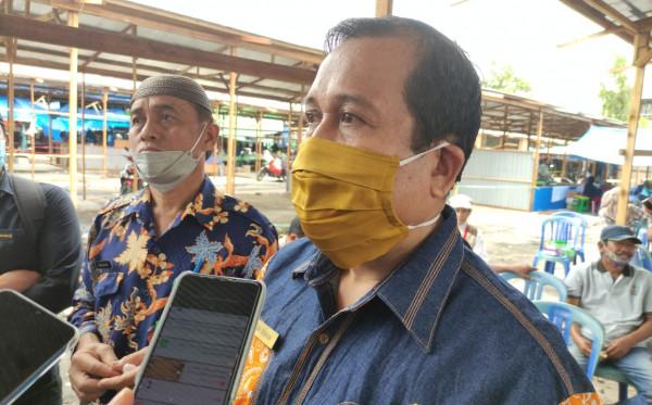 Perampungan Akhir Gedung Baru Pasar Citra Mas Lok Tuan Masuk Tahap Lelang