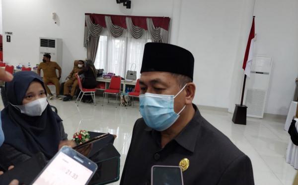 Sampaikan Hasil Pembahasan LPKJ, Ketua Pansus Minta 10 Persen APBD Untuk Penanganan Banjir