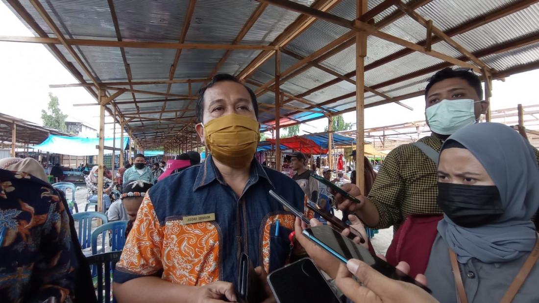 Pedagang Pasar Citra Mas Lok Tuan Diminta Rela Pindah ke Pasar Sementara dan Tak Jualan di Jalan