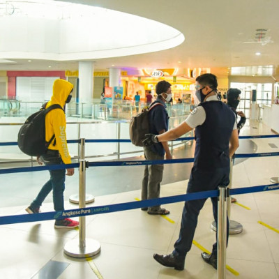Berikut Biaya Pendeteksi GeNose yang Mulai Diterapkan di Bandara Sepinggan Balikpapan