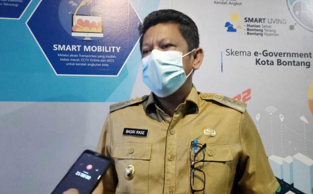 Usai Dilantik, Basri Rase Mau Terbitkan SK Hari Wajib Batik Lokal bagi ASN