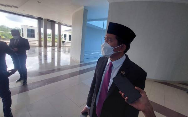 Ketua DPRD Bontang Ucapkan Selamat Atas Kepemiminan Basri-Najirah