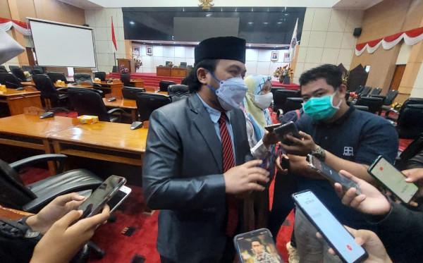 Wakil Ketua DPRD Bontang Agus Haris Yakin Dengan Kepemimpinan Basri-Najirah