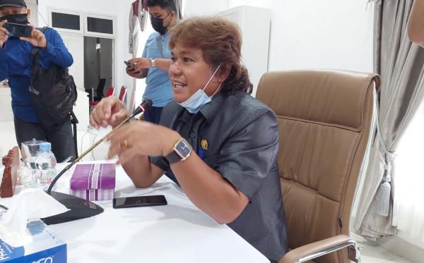 Anggota DPRD Bontang Soroti Biaya Tes Swab Bagi Penjaga Pasien RSUD Taman Husada
