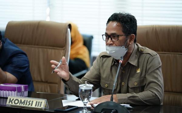 Amir Tosina Minta Masalah Air Bersih di Bontang Jadi Prioritas
