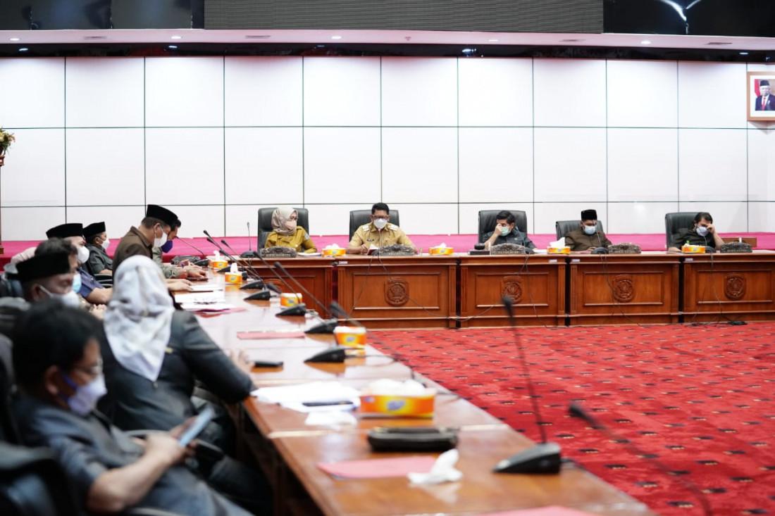 Wakil Ketua DPRD Bontang Desak Pemkot Harmonisasi Perda dengan UU Cipta Kerja