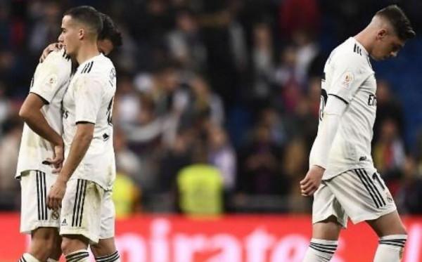 Gara-gara Kalah di Liga Championship, Real Madrid Terancam Gagal Total