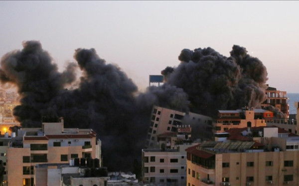 Israel Serang Camp Pengungsian Gaza Palestina, Ada Bayi Jadi Korban