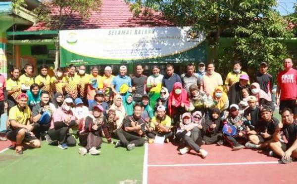 Persatuan Pickleball Indonesia Bontang Bertandang ke Kota Balikpapan