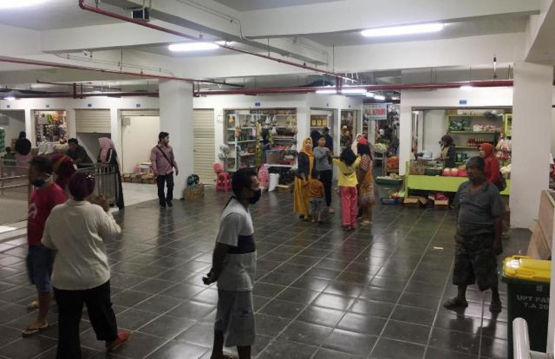 Soal Pungutan Liar di Pasar Tamrin, Begini Penjelasan Diskop UKMP Bontang
