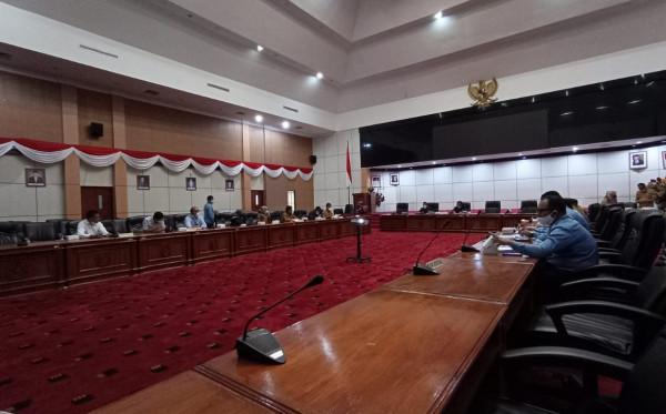Komisi III DPRD Bontang  Desak Program Kerja Tim Percepatan Pemanfaatan Void Tambang PT IMM